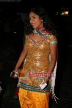 Vibha Anand at Zee Tv_s Sanskar Laxmi opening show bash in Marimba Lounge on 17th Jan 2011 (7).JPG