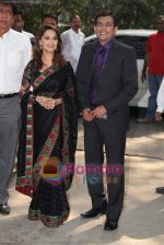 Madhuri Dixit launches FoodFood TV channel in Mumbai on 18th Jan 2011 (2).JPG