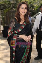 Madhuri Dixit launches FoodFood TV channel in Mumbai on 18th Jan 2011 (3).JPG