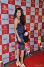 Gautami Kapoor at The Triumph Show 2011 Red Carpet on 20th Jan 2011 (2).JPG