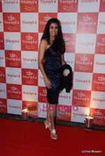 Gautami Kapoor at The Triumph Show 2011 Red Carpet on 20th Jan 2011 (3)~0.JPG