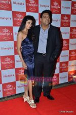 Gautami Kapoor at The Triumph Show 2011 Red Carpet on 20th Jan 2011 (4).JPG