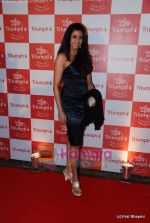Gautami Kapoor at The Triumph Show 2011 Red Carpet on 20th Jan 2011 (7).JPG