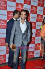 Tusshar Kapoor at The Triumph Show 2011 Red Carpet on 20th Jan 2011 (2).JPG