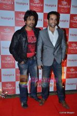 Tusshar Kapoor at The Triumph Show 2011 Red Carpet on 20th Jan 2011 (49).JPG