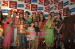 Deven Bhojani, Kishori Godbole at the launch of Mrs Tendulkar serial on SAB Tv in Mumbai on 21st Jan 2011 (8).JPG