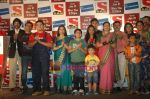 Deven Bhojani, Kishori Godbole at the launch of Mrs Tendulkar serial on SAB Tv in Mumbai on 21st Jan 2011 (7).JPG