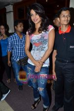 Priyanka Chopra promotes 7 Khoon Maaf with Radiocity in Bandra on 21st Jan 2011 (2).JPG