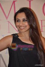Rani Mukherjee at Mickey Contractor MAC bash in Four Seasons on 22nd Jan 2011 (5).JPG