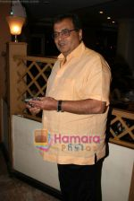 Subhash Ghai at the launch of Madhushree_s new album Kuch Pal in Rang Sharada Auditorium on 22nd Jan 2011 (2).JPG