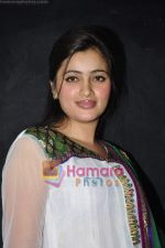Navneet Kaur at mass marriage at Amravati announcement in the press club on 24th Jan 2011 (17).JPG