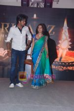Ria Sen and Srisanth promotes Gitanjali_s Rivaaz collection in Garnd Hyatt on 28th Jan 2011 (67).JPG