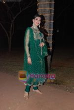 Yukta Mookhey at Banpreet Singh son_s wedding in ITC Grand Maratha on 31st Jan 2011 (3).JPG