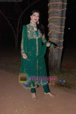 Yukta Mookhey at Banpreet Singh son_s wedding in ITC Grand Maratha on 31st Jan 2011 (4).JPG
