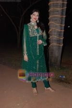 Yukta Mookhey at Banpreet Singh son_s wedding in ITC Grand Maratha on 31st Jan 2011 (5).JPG