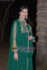 Yukta Mookhey at Banpreet Singh son_s wedding in ITC Grand Maratha on 31st Jan 2011 (8).JPG