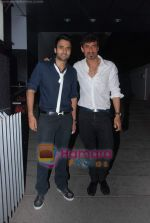 Jacky Bhagnani, Rahul Dev at Shilpa Shetty bash in Royalty on 1st Feb 2011 (3).JPG