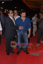 Sunny Deol, Dharmendra at the Premiere of Hum Dono Rangeen in Cinemax on 3rd Feb 2011 (5).JPG