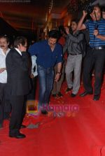 Sunny Deol, Dharmendra at the Premiere of Hum Dono Rangeen in Cinemax on 3rd Feb 2011 (6).JPG