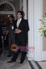 Wasim Akram at Ceat World Cup Awards in Taj Hotel on 3rd Feb 2011 (2).JPG