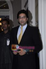 Wasim Akram at Ceat World Cup Awards in Taj Hotel on 3rd Feb 2011 (4).JPG
