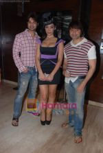 Sofia Hayat, Kapil Sharma at United Six screening for lady NGO in Cinemax on 4th Feb 2011 (3).JPG