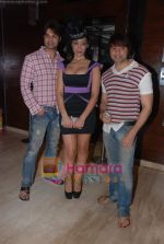 Sofia Hayat, Kapil Sharma at United Six screening for lady NGO in Cinemax on 4th Feb 2011 (5).JPG