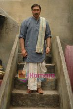 Sunny Deol look for Mohalla 80, a film by Dr. Chandraprakash Dwivedi in Filmistan on 4th Feb 2011 (12).JPG