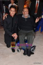 Imran Khan, Shammi Kapoor at  Imran Khan_s wedding reception in Taj Land_s End on 5th Feb 2011 (2).JPG