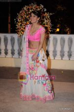 Koel Puri at  Imran Khan_s wedding reception in Taj Land_s End on 5th Feb 2011 (2)~0.JPG