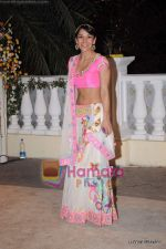 Koel Puri at  Imran Khan_s wedding reception in Taj Land_s End on 5th Feb 2011 (4).JPG
