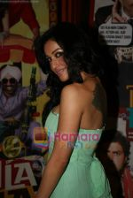 Madhuri Bhattacharya at Yamla Pagla Deewana success party in Novotel on 6th Feb 2011.JPG