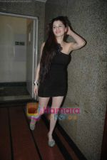 Kainaat Arora photo shoot on 8th Feb 2011.JPG