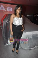 Meghna Naidu at Audi A8 launch party in Andheri, Mumbai on 9th Feb 2011 (2).JPG