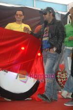 Sajid Wajid at Planet M welcome Brutan Adams guitar launch in Andheri on 9th Feb 2011 (29)~0.JPG