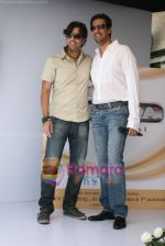 Salim and Sulaiman Merchant at the Launch of Love Breakups Zindagi in Vie Lounge, Mumbai on 9th Feb 2011 (2).JPG