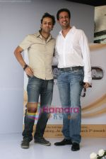 Salim and Sulaiman Merchant at the Launch of Love Breakups Zindagi in Vie Lounge, Mumbai on 9th Feb 2011 (3).JPG