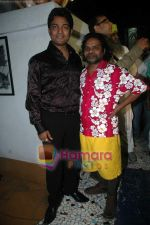 Navin Prabhakar at Taz_s film mahurat Chal Joothey in Blue Waters on 10th Feb 2011 (44).JPG