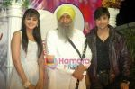 Ranjeet, Shaleen Bhanot, Daljeet Kaur at Taz_s film mahurat Chal Joothey in Blue Waters on 10th Feb 2011 (4)~0.JPG