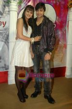 Shaleen Bhanot, Daljeet Kaur at Taz_s film mahurat Chal Joothey in Blue Waters on 10th Feb 2011 (6).JPG