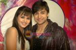 Shaleen Bhanot, Daljeet Kaur at Taz_s film mahurat Chal Joothey in Blue Waters on 10th Feb 2011 (8).JPG