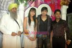 Shaleen Bhanot, Daljeet Kaur, Taz, Ranjeet at Taz_s film mahurat Chal Joothey in Blue Waters on 10th Feb 2011 (47).JPG
