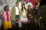 Shaleen Bhanot, Daljeet Kaur, Taz, Ranjeet, Omkar Das at Taz_s film mahurat Chal Joothey in Blue Waters on 10th Feb 2011 (68).JPG
