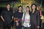 Rani Mukherjee, Devita Saraf, Lalit Pandit at the launch of www.womenscricketworld.com in J W Marriott, Juhu, Mumbai on 11th Feb 2011 (4).JPG