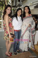 Mini Mathur, Shazahn Padamsee at Dr Rashmi Shetty 10 years in business of beauty bash in Olive, Mumbai on 14th Feb 2011.JPG