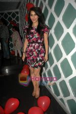 Sophie Choudry at Valentine event for singles in 21 farenheit on 14th Feb 2011.JPG