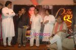Jagjit Singh, Zakir Hussain, Ustad Sultan Khan, Talat Aziz, Vishal Bharadwaj at the launch of Zakir Hussain Album The Legacy by Ustad Sultan Khan and his son Sabir Khan in Juhu on 21st Feb 2011 (3).JPG
