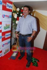 Suresh Menon at the Music launch of 24 hour Gupshup Gupshup in Country Club, Andheri, Mumbai on 23rd Feb 2011 (4).JPG