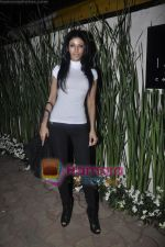 Koena Mitra at Le Soleil Cafe launch in Juhu, Mumbai on 24th Feb 2011 (7).JPG