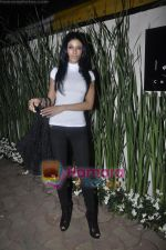 Koena Mitra at Le Soleil Cafe launch in Juhu, Mumbai on 24th Feb 2011 (8).JPG
